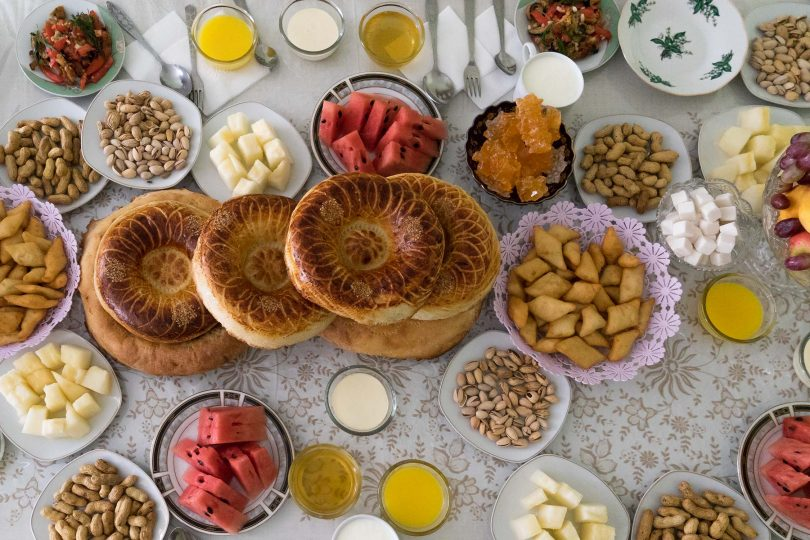 What to eat in Kyrgyzstan