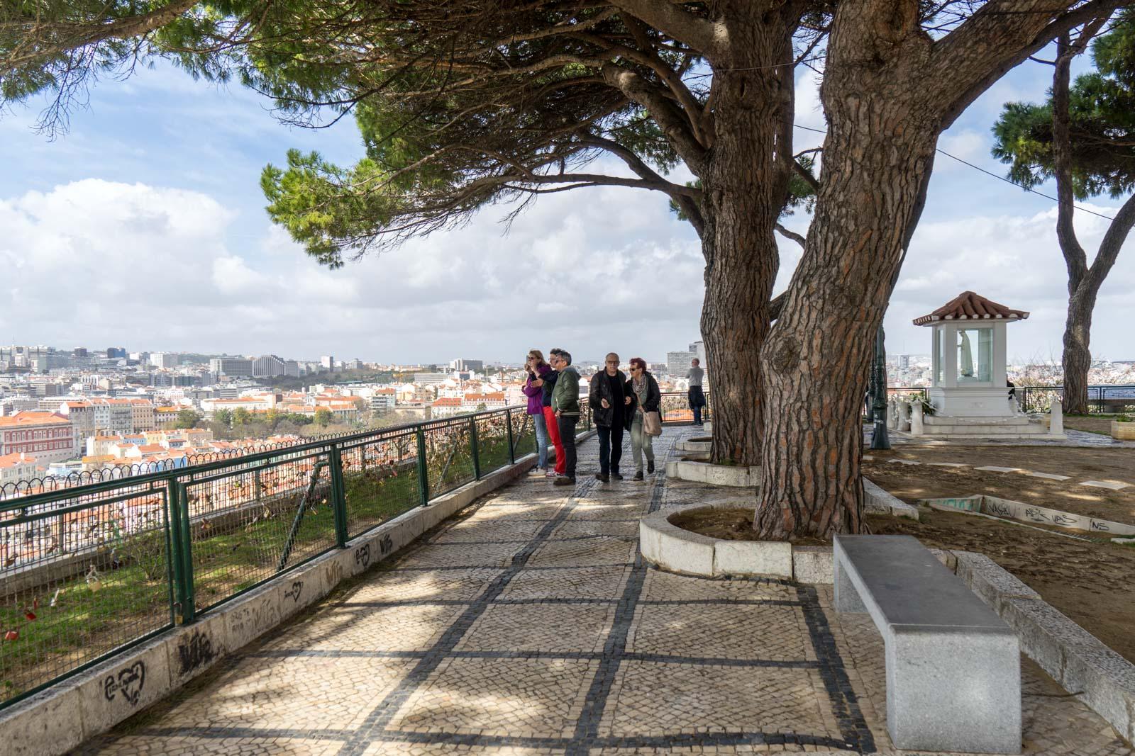 Graca Viewpoint, Lisbon