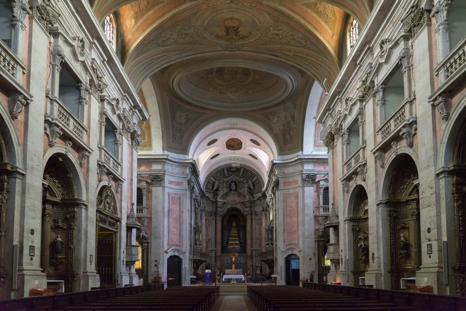 Igreja e Convento da Graça, Lisbon