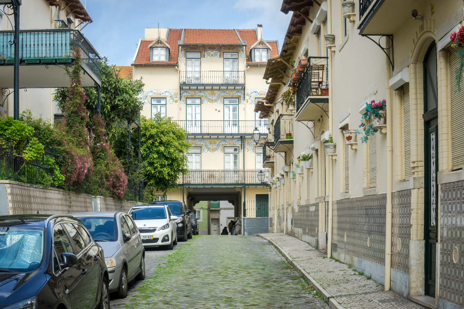 Villa Berta, Graca, Lisbon