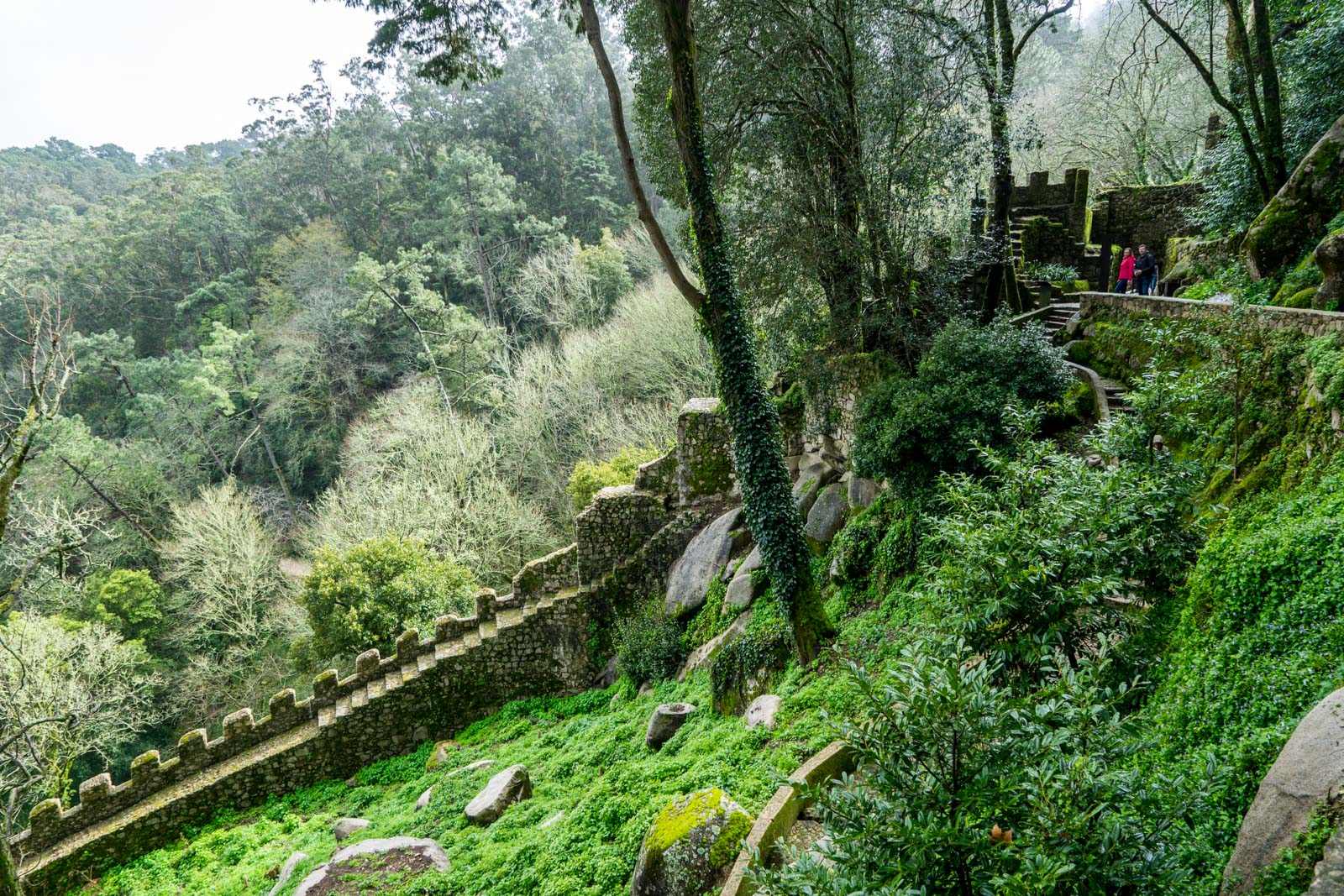 One day trip to Sintra from Lisbon, Portugal