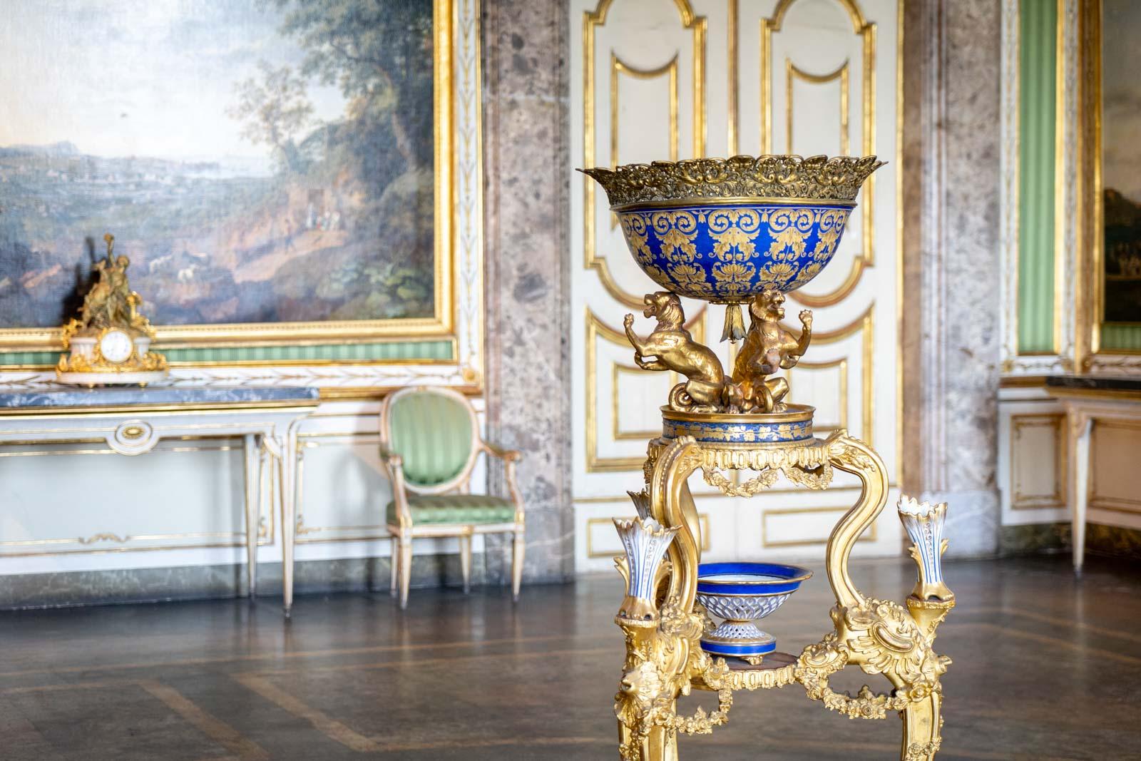 Caserta Palace near Naples, Italy