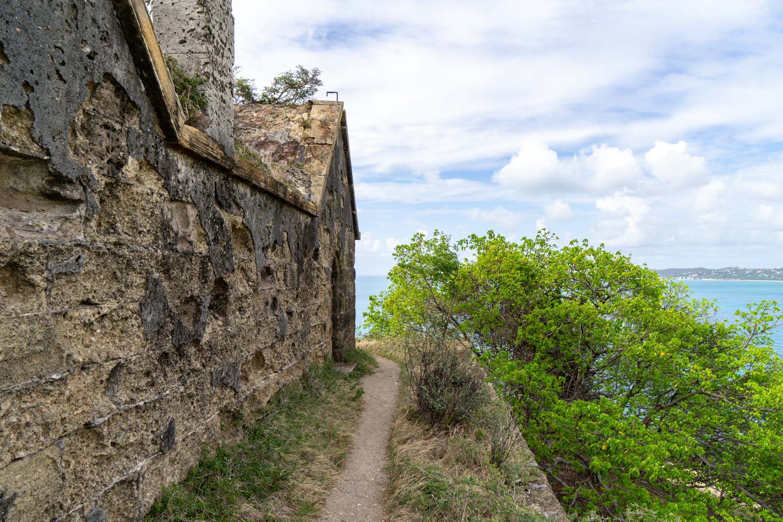 Fort Barrington, Antigua
