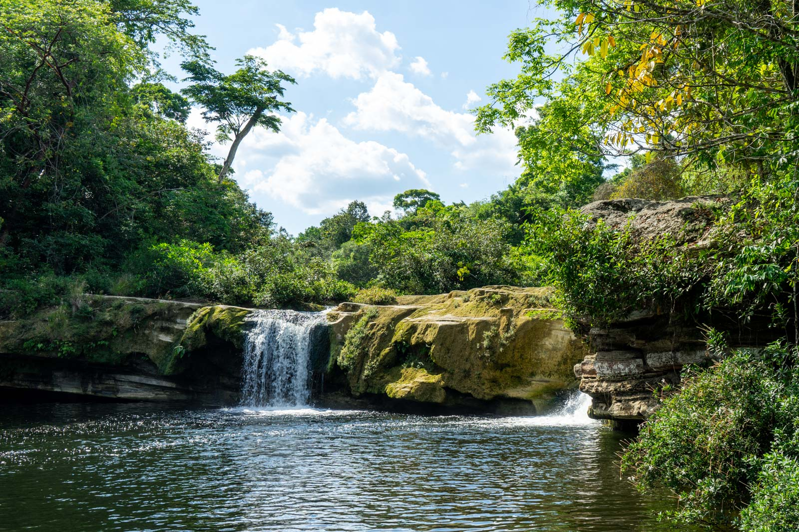 Rio Blanco National Park, Toledo, Belize