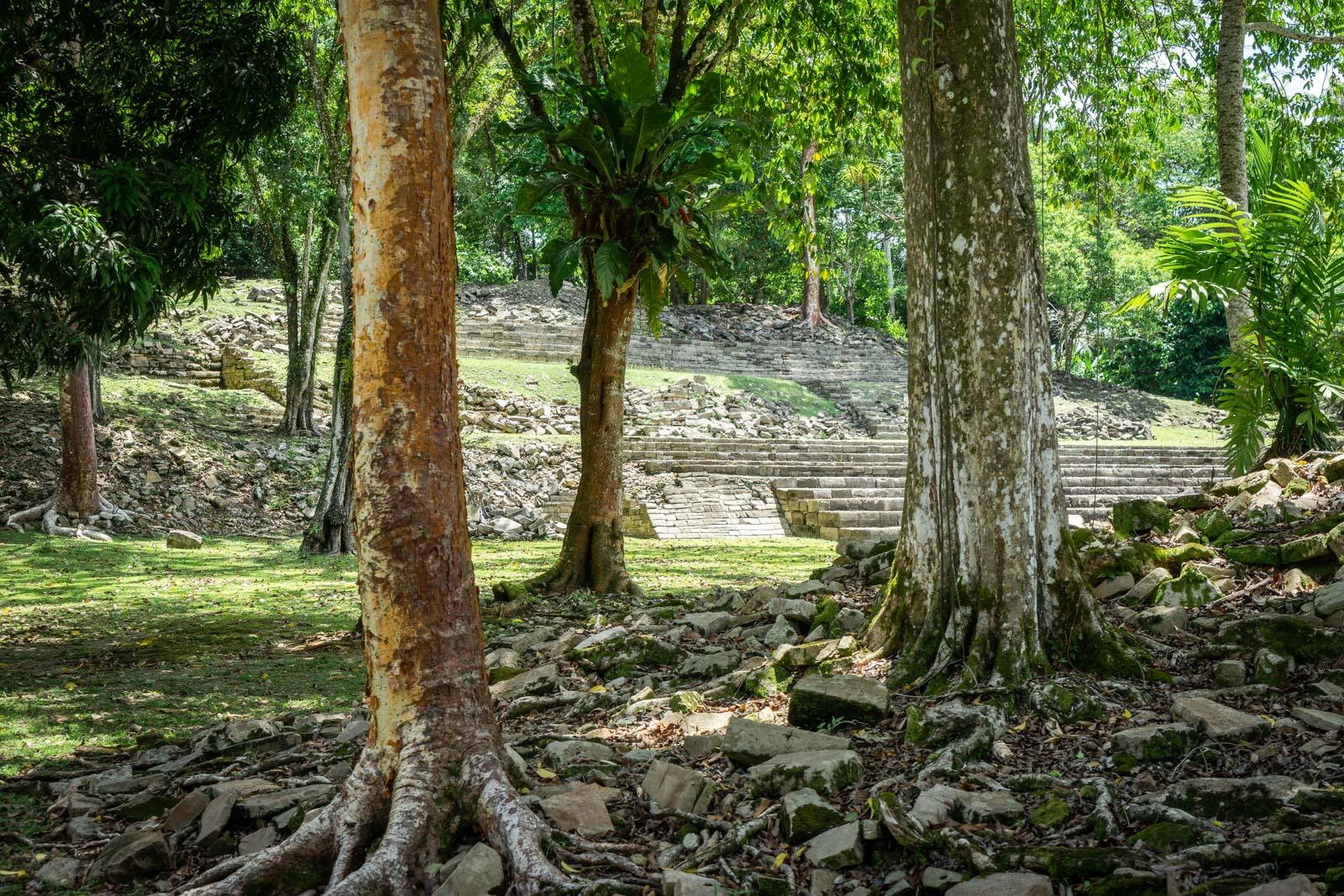 Lubaantun Maya Ruins, Belize