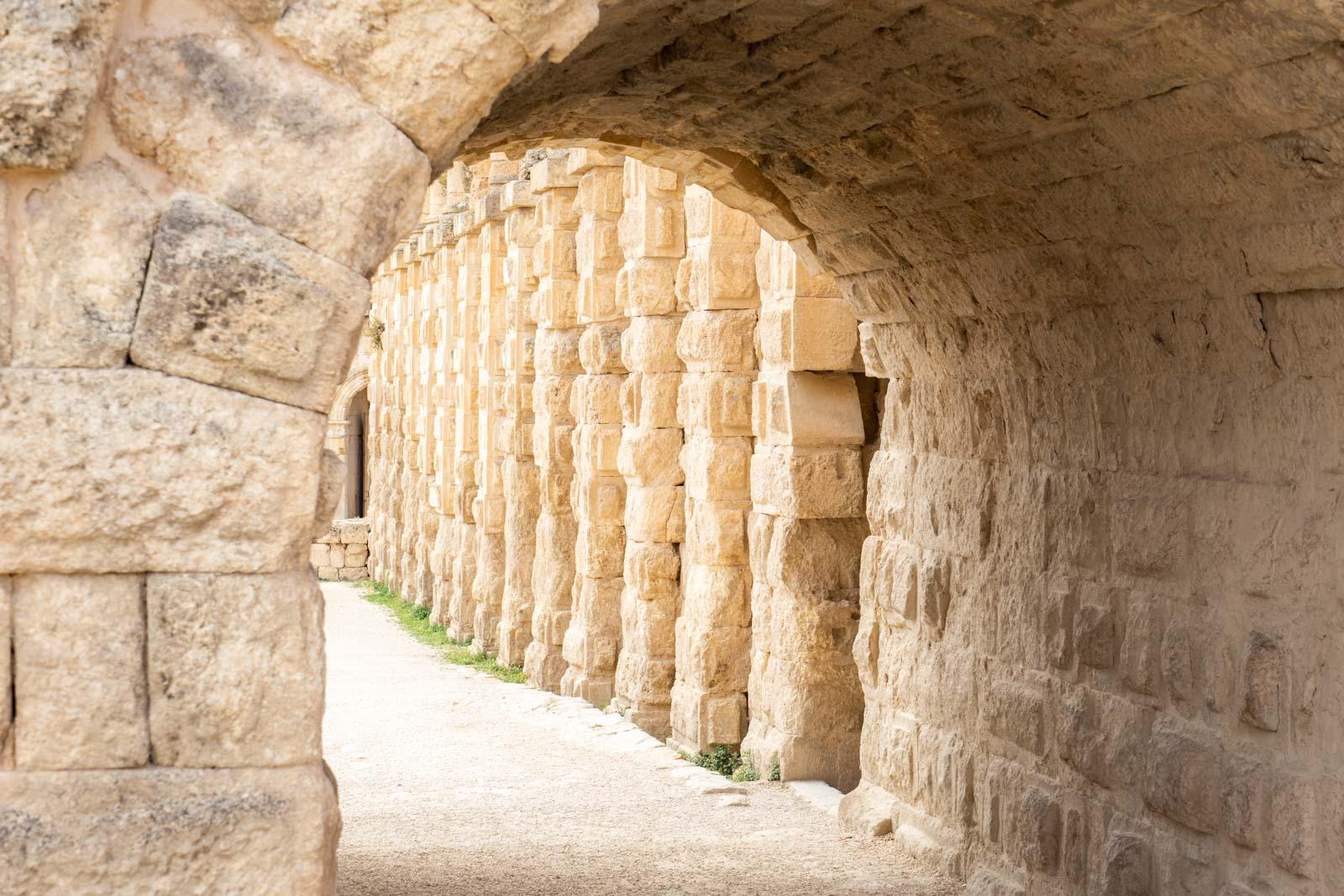 Jerash Roman ruins, Jordan