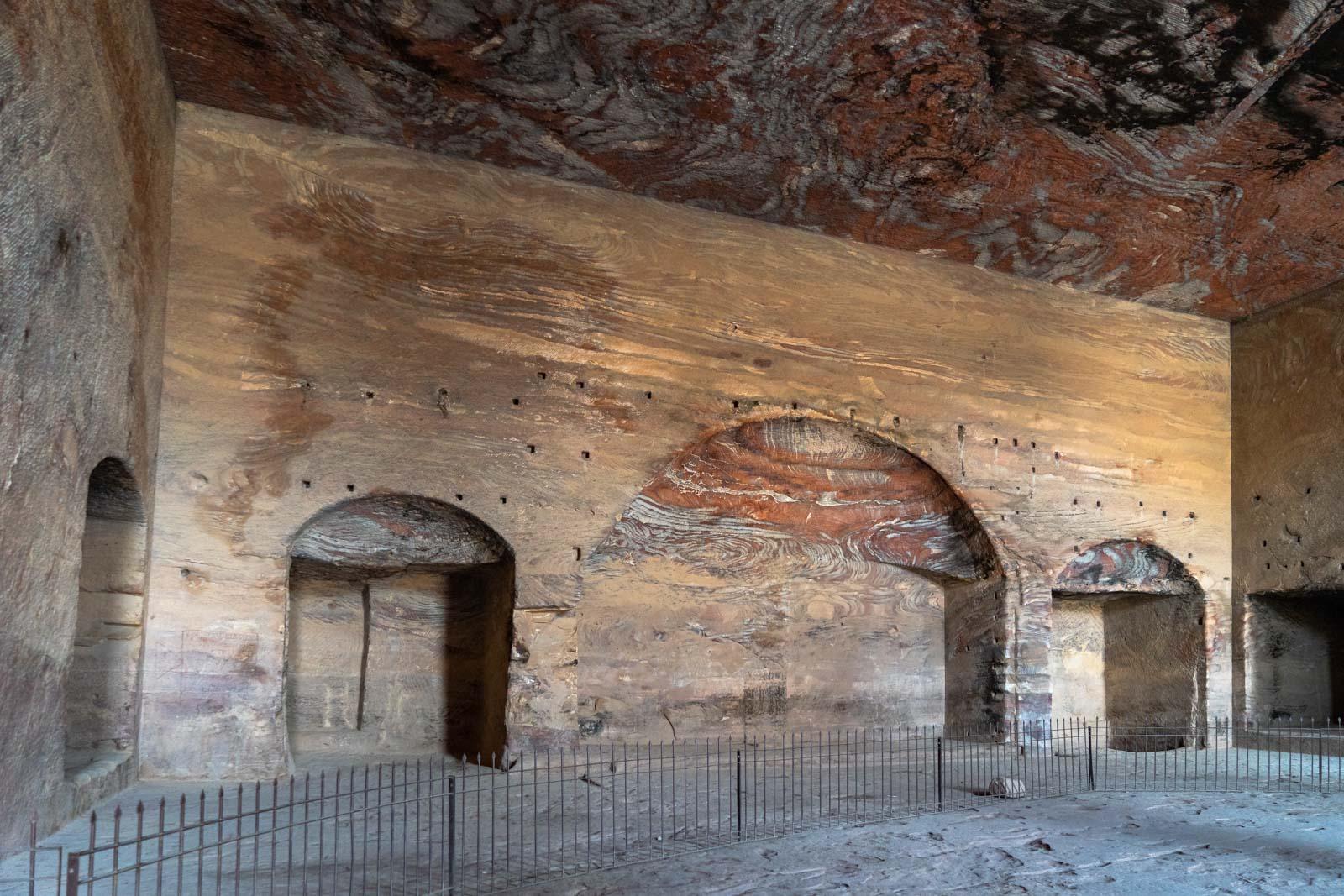 Urn Tomb, Petra, Jordan