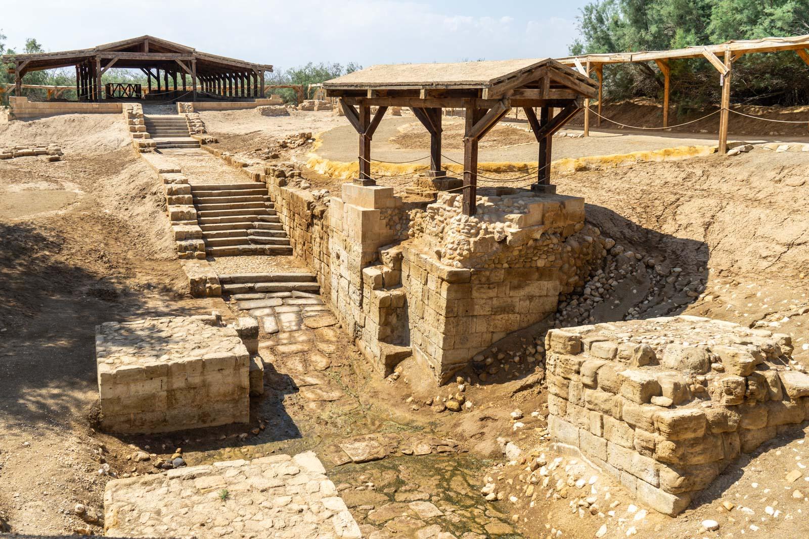 Baptism site, Jordan