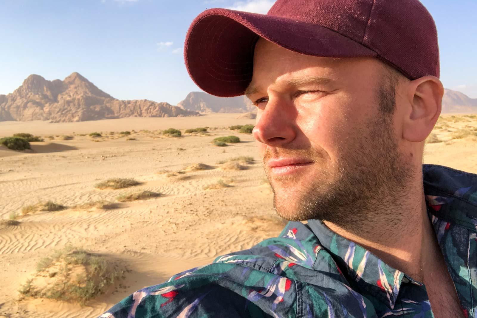 Me in Jordan