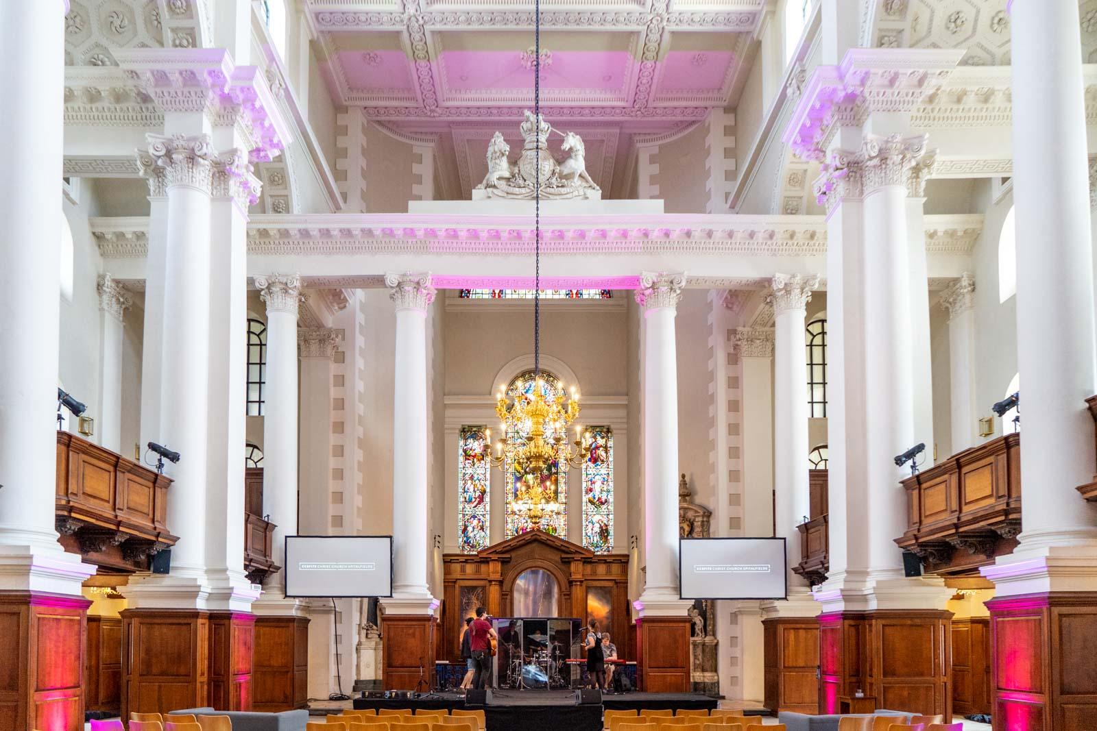 Christ Church, Spitalfields