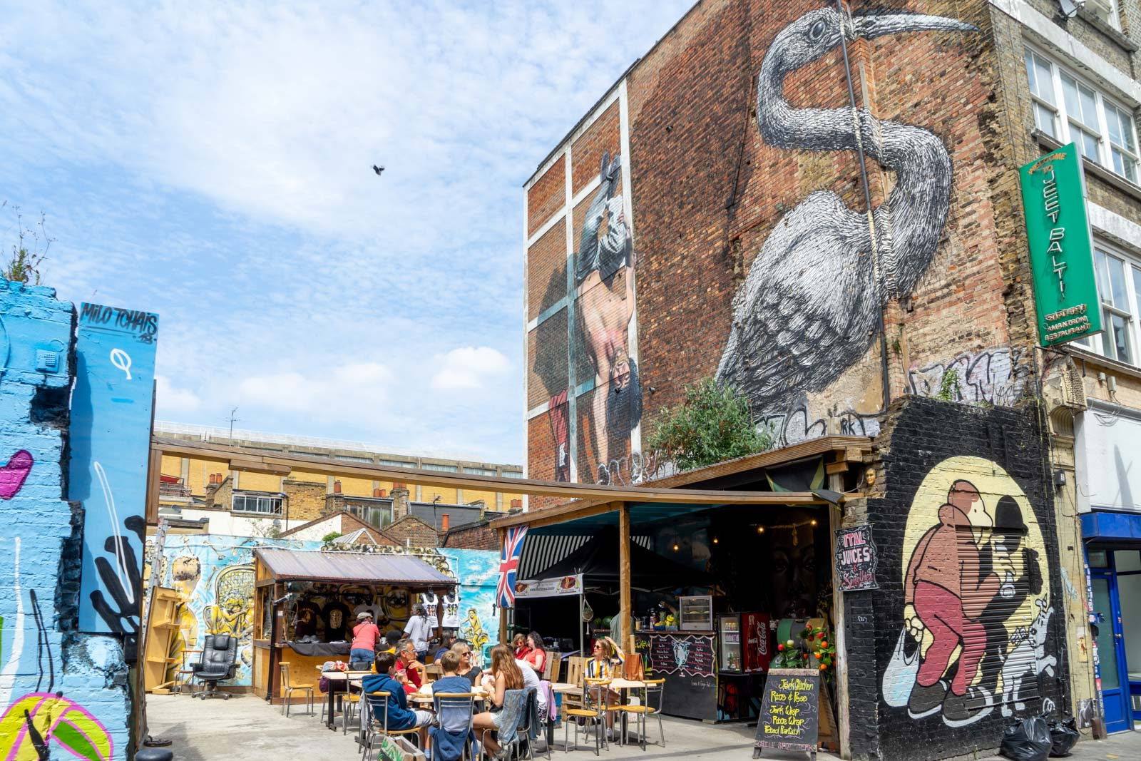 Things to do in Whitechapel, London