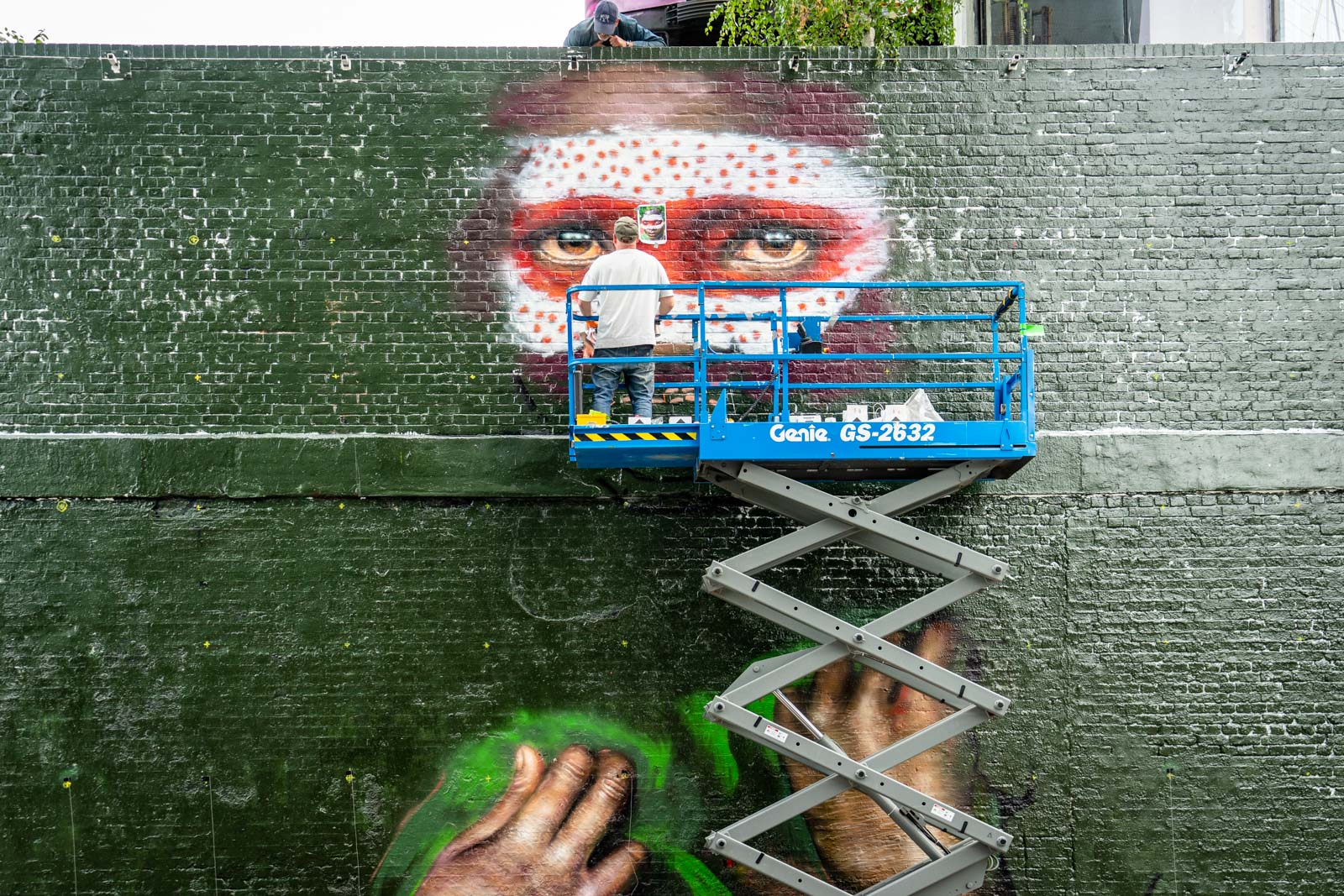 Whitechapel street art