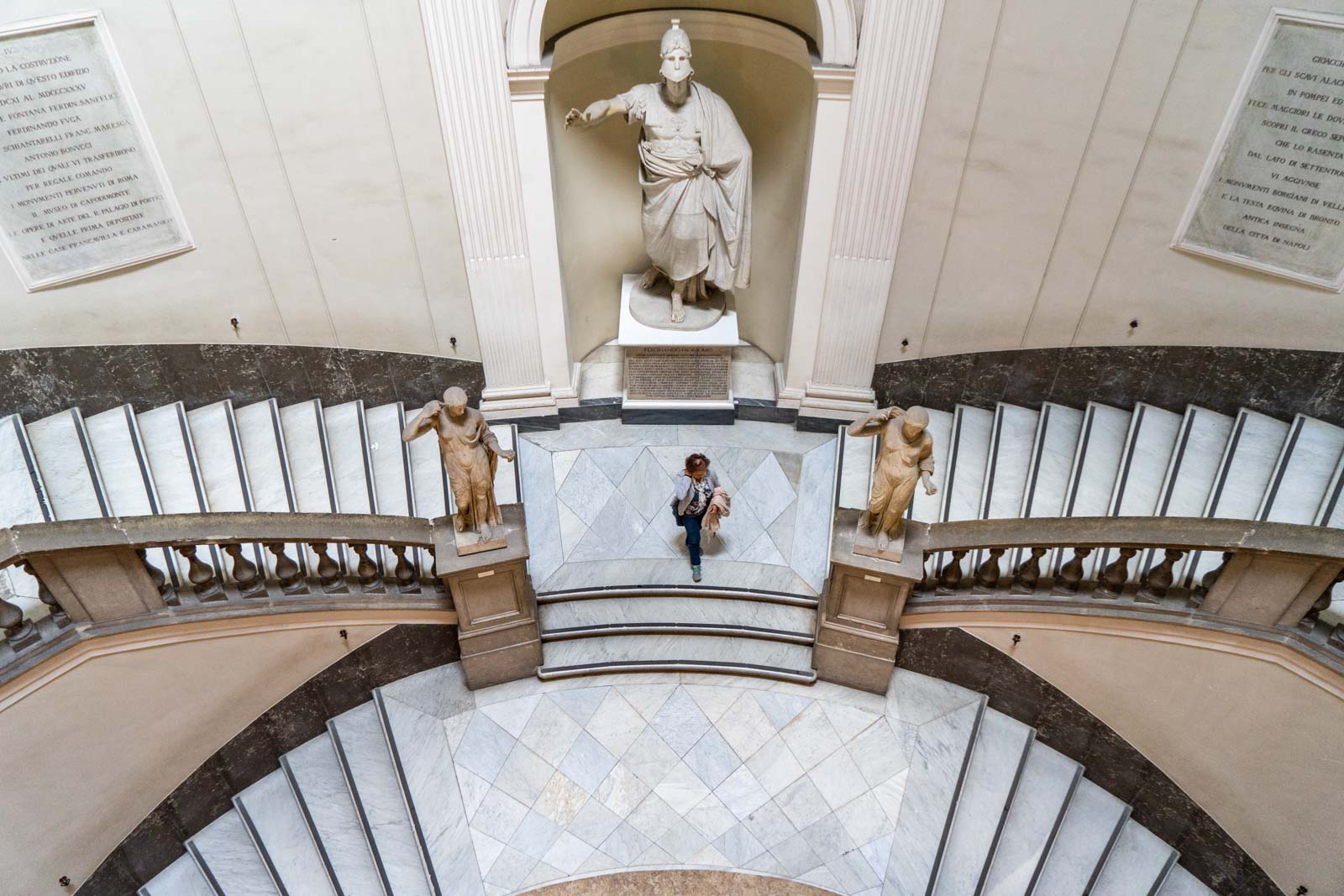National Archaeological Museum, Naples, Italy