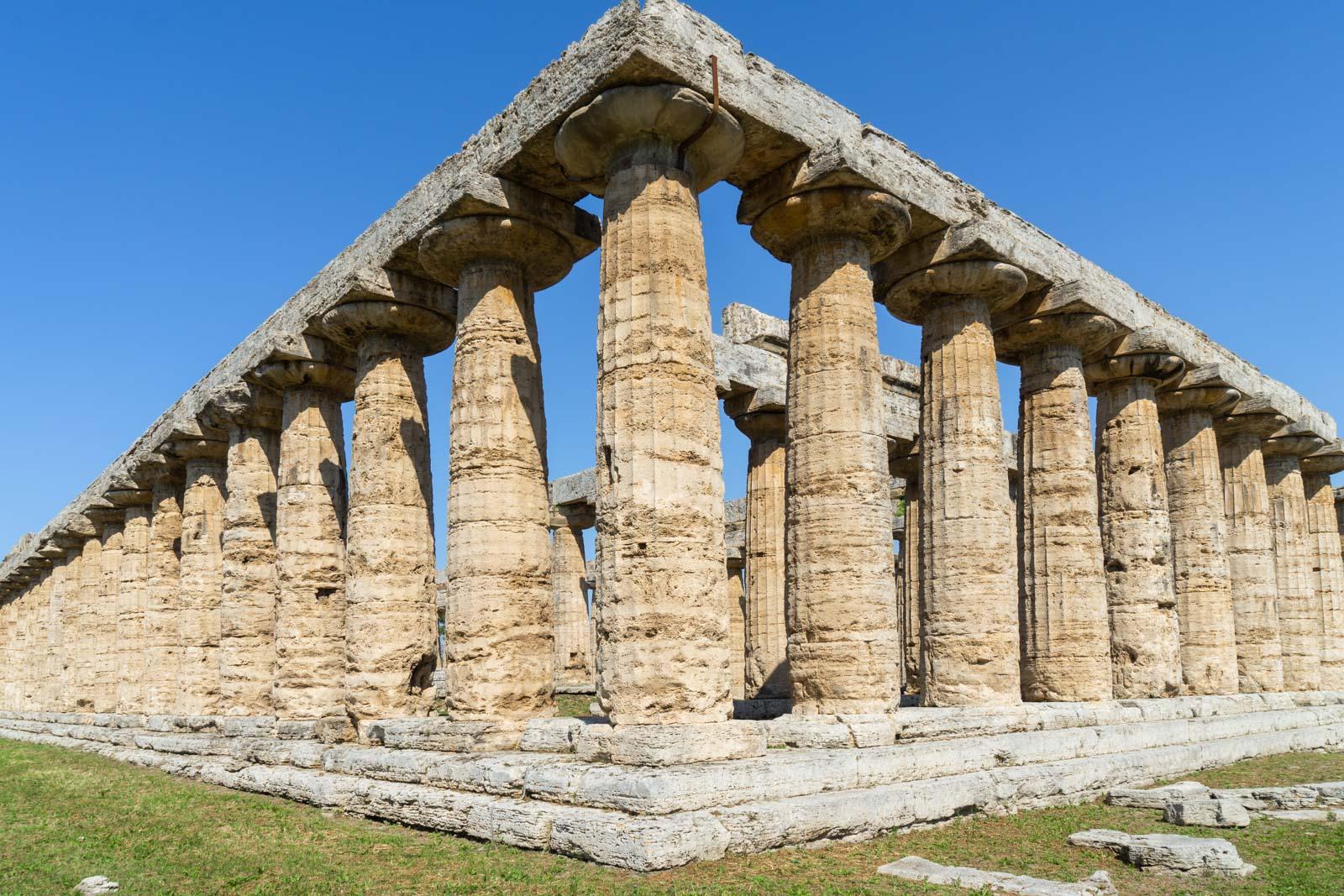 Temples of Paestum, Italy
