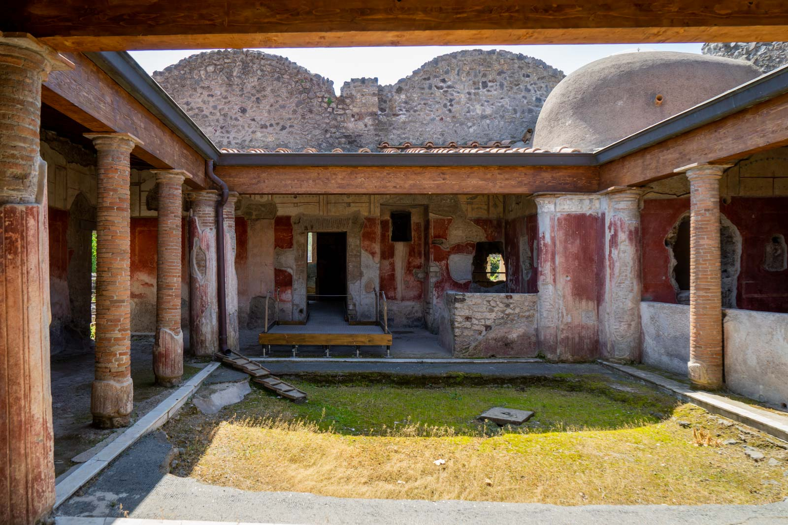 Self Guided Tour of Pompeii