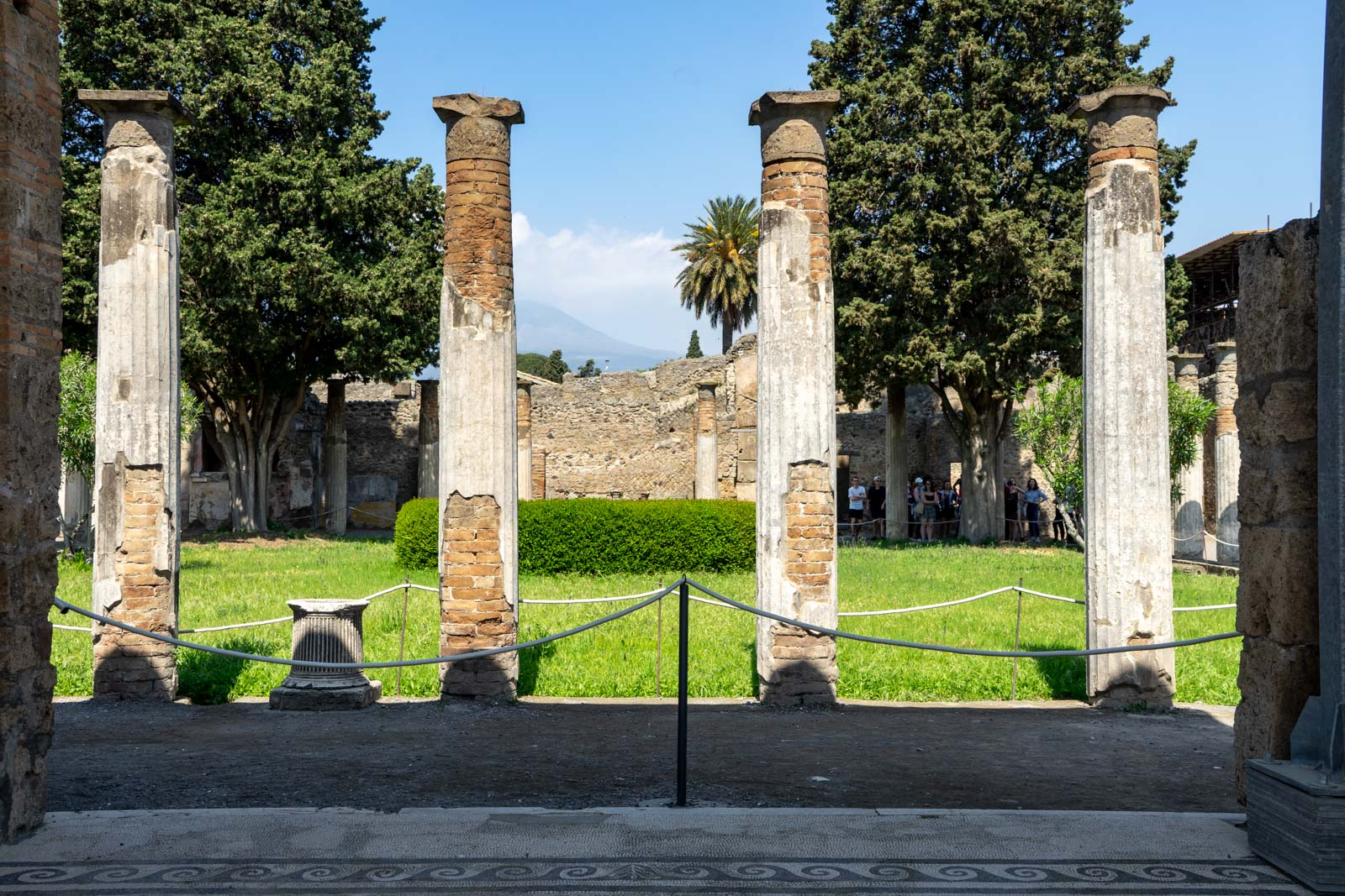 House of the Faun, Pompeii, Italy