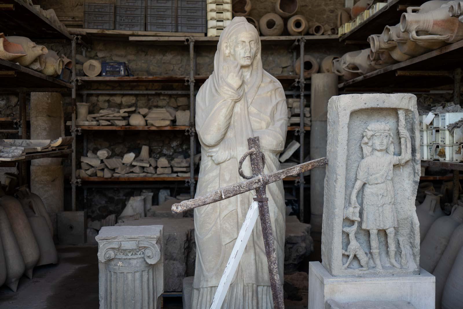 Forum Granary, Pompeii, Italy
