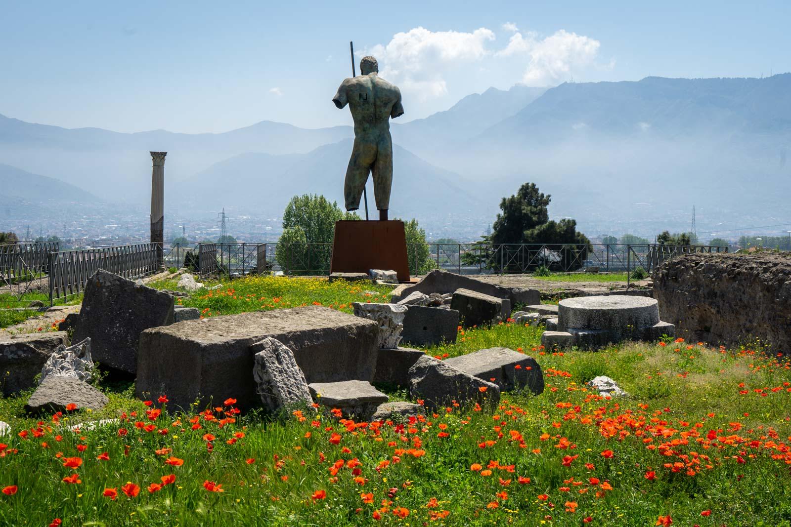 Self Guided Tour of Pompeii