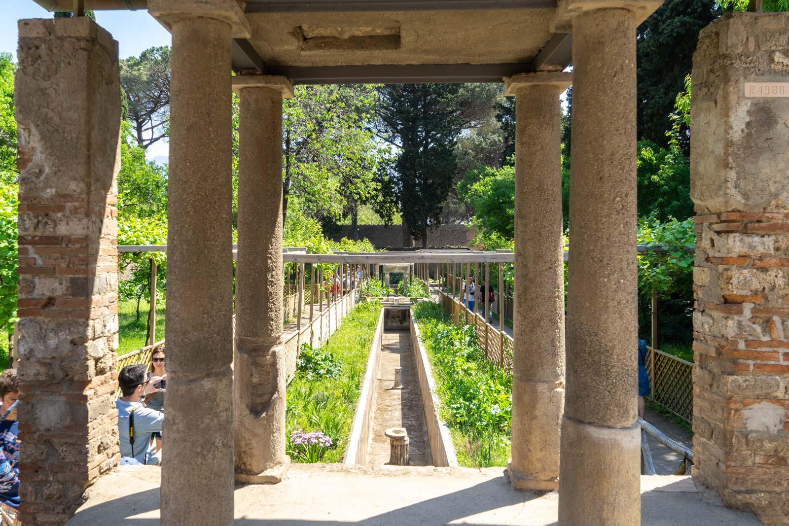 House of Octavius Quartio, Pompeii, Italy