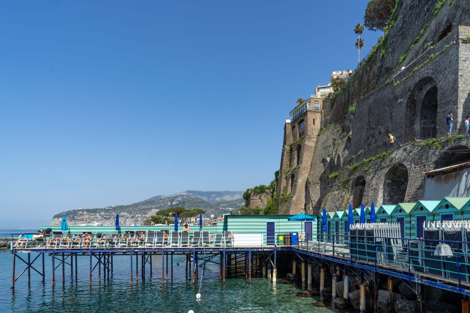 Naples to Sorrento Amalfi Coast day trip
