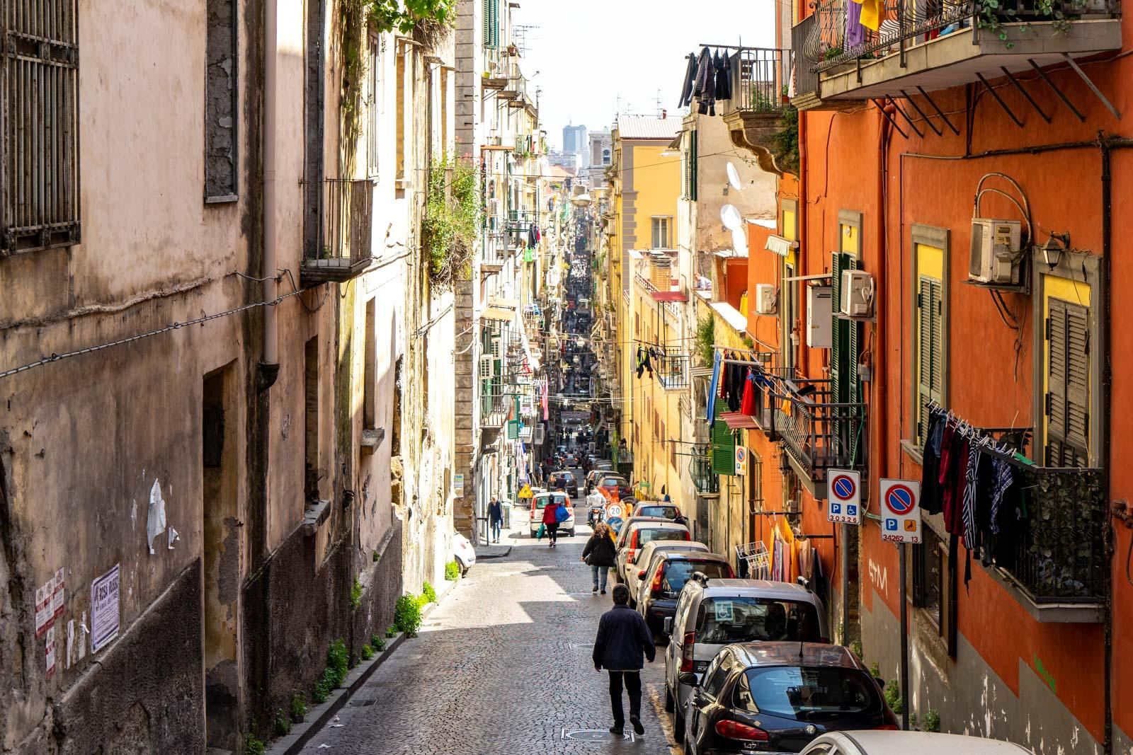 Santa Maria de Sette Dolori, Naples, Italy