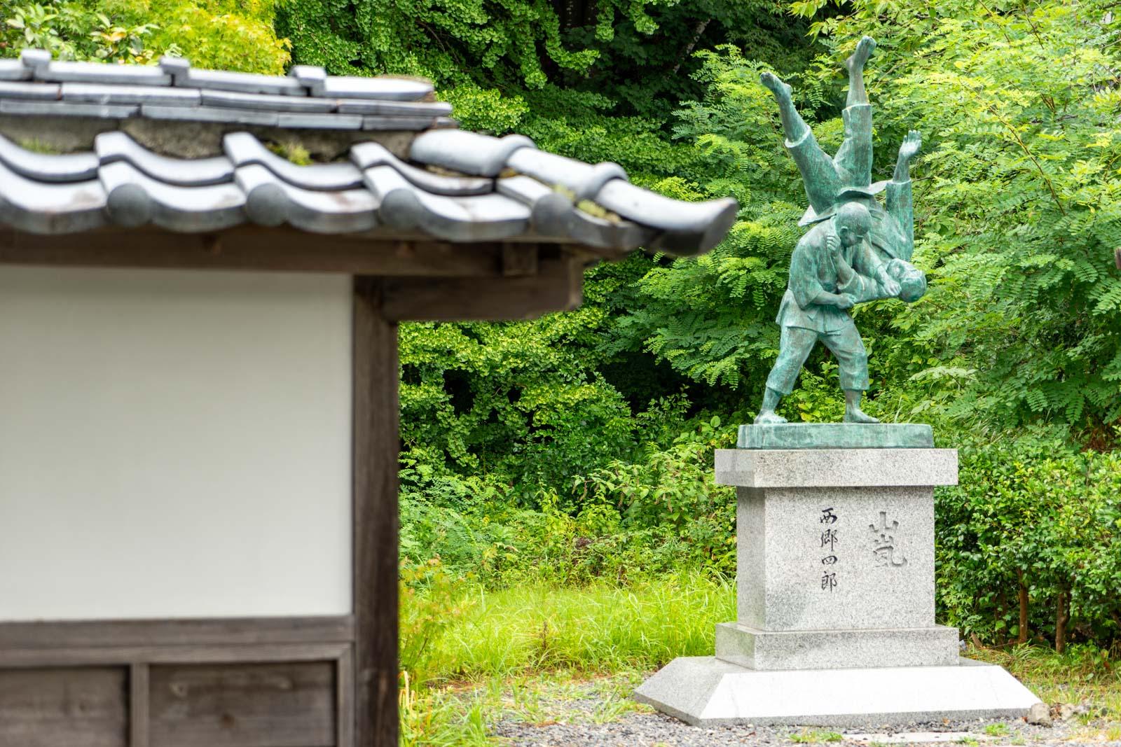 Samurai history, Aizu-Wakamatsu, Japan