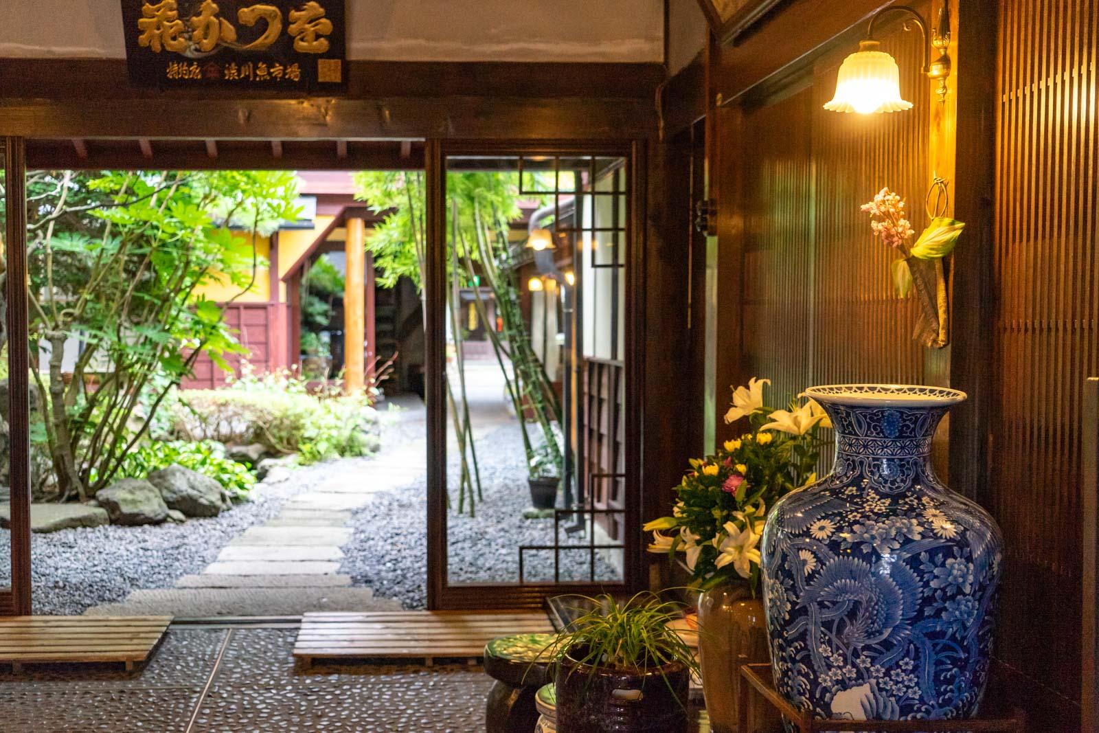 Nanukamachi Street, Aizu, Japan