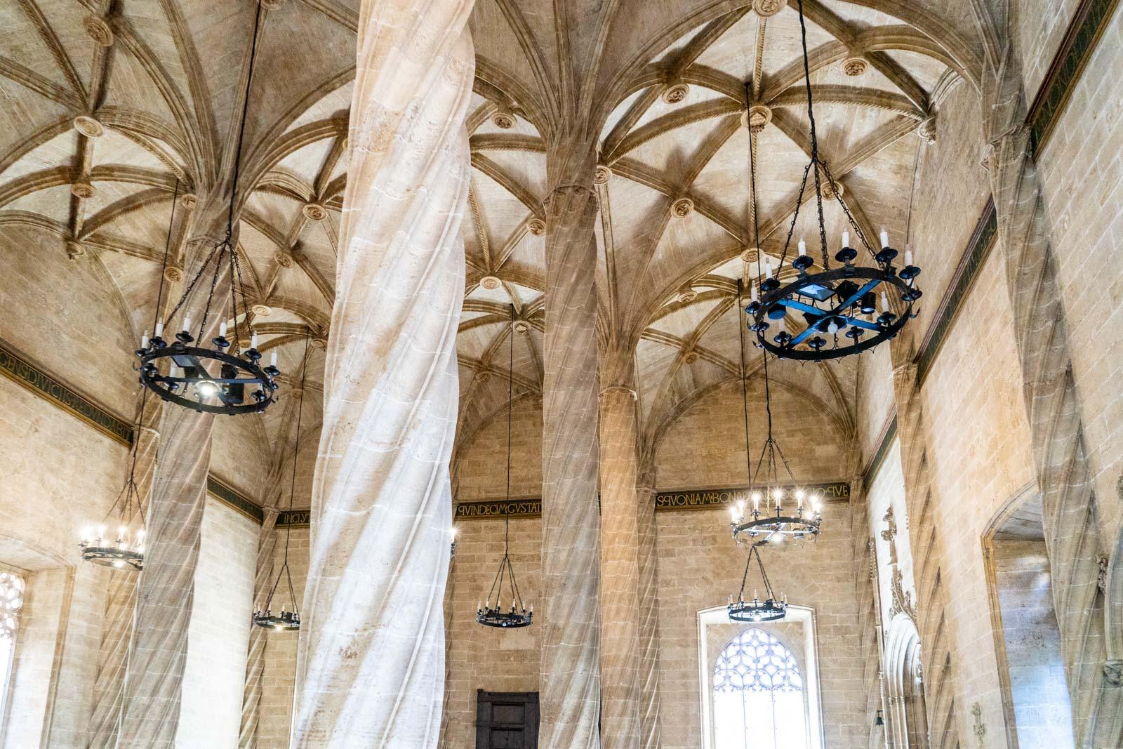 Valencia Silk Exchange (Lonja de la Seda)