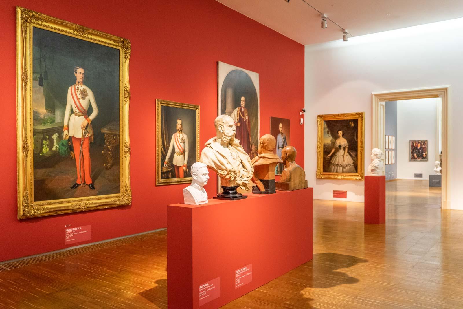 Neue Galerie Graz, Austria