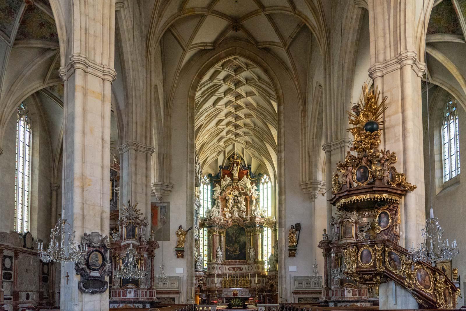 Cathedral, Graz, Austria
