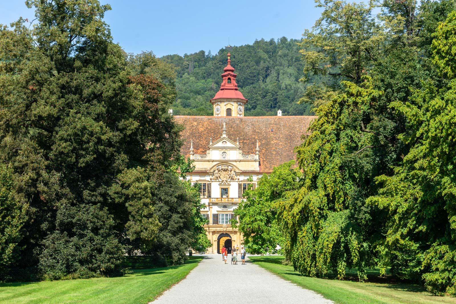 Eggenberg Palace, Graz, Austria