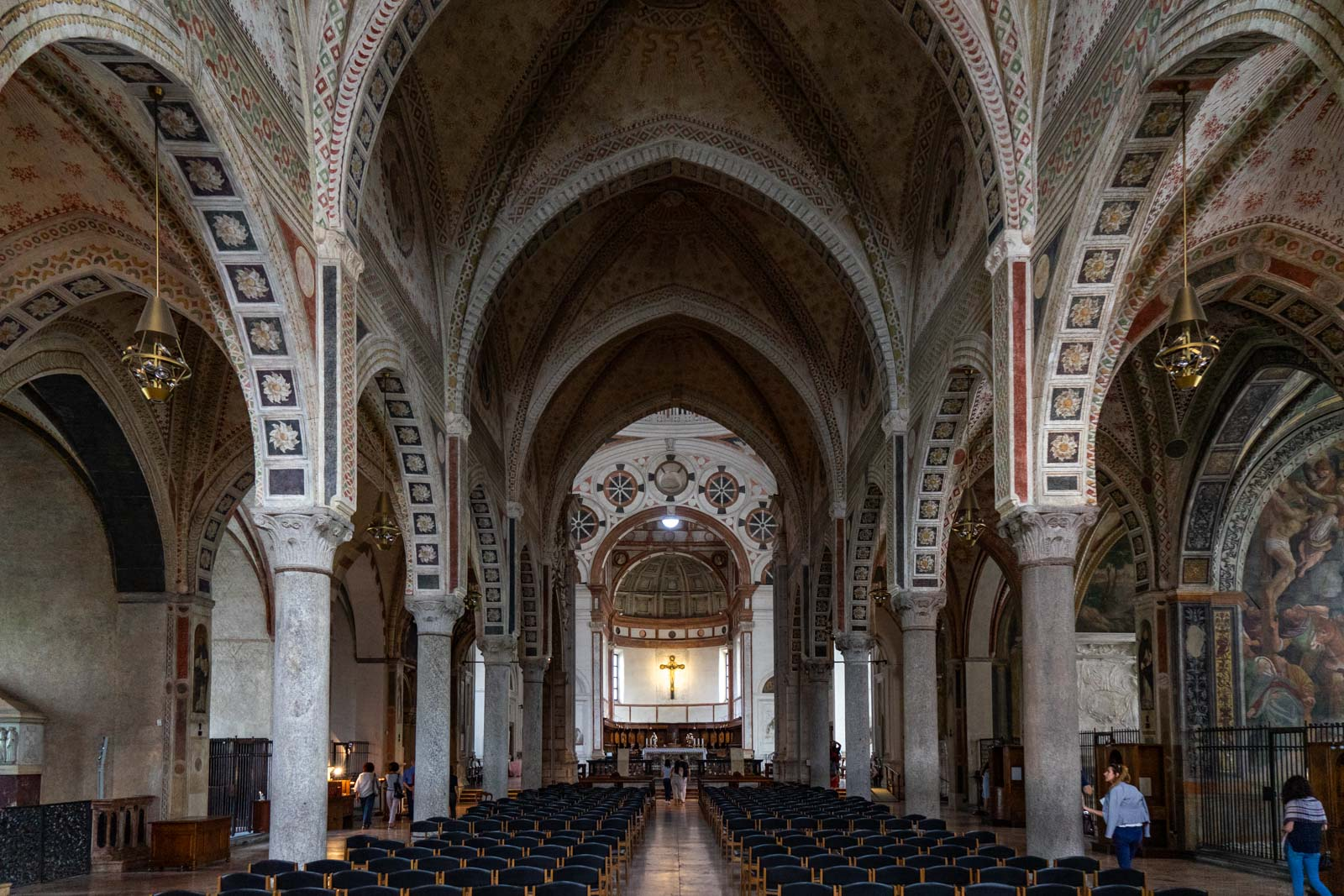 Church of Santa Maria delle Grazie, Milan, Italy