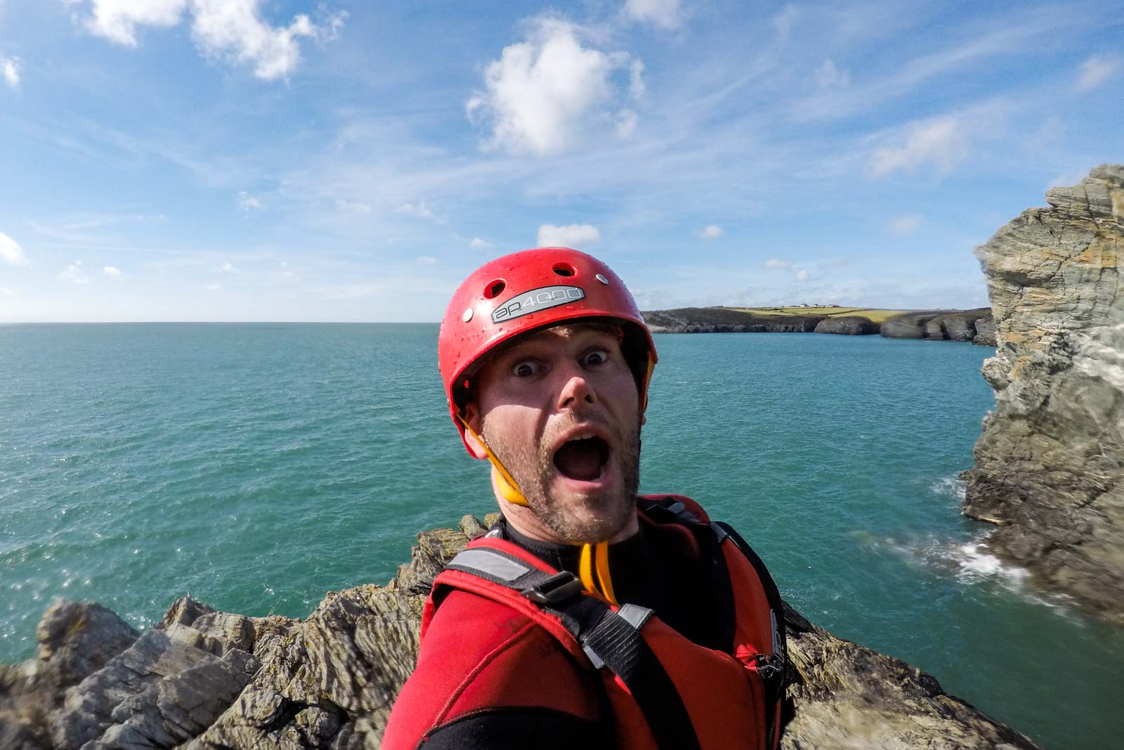Adventure activities in Wales