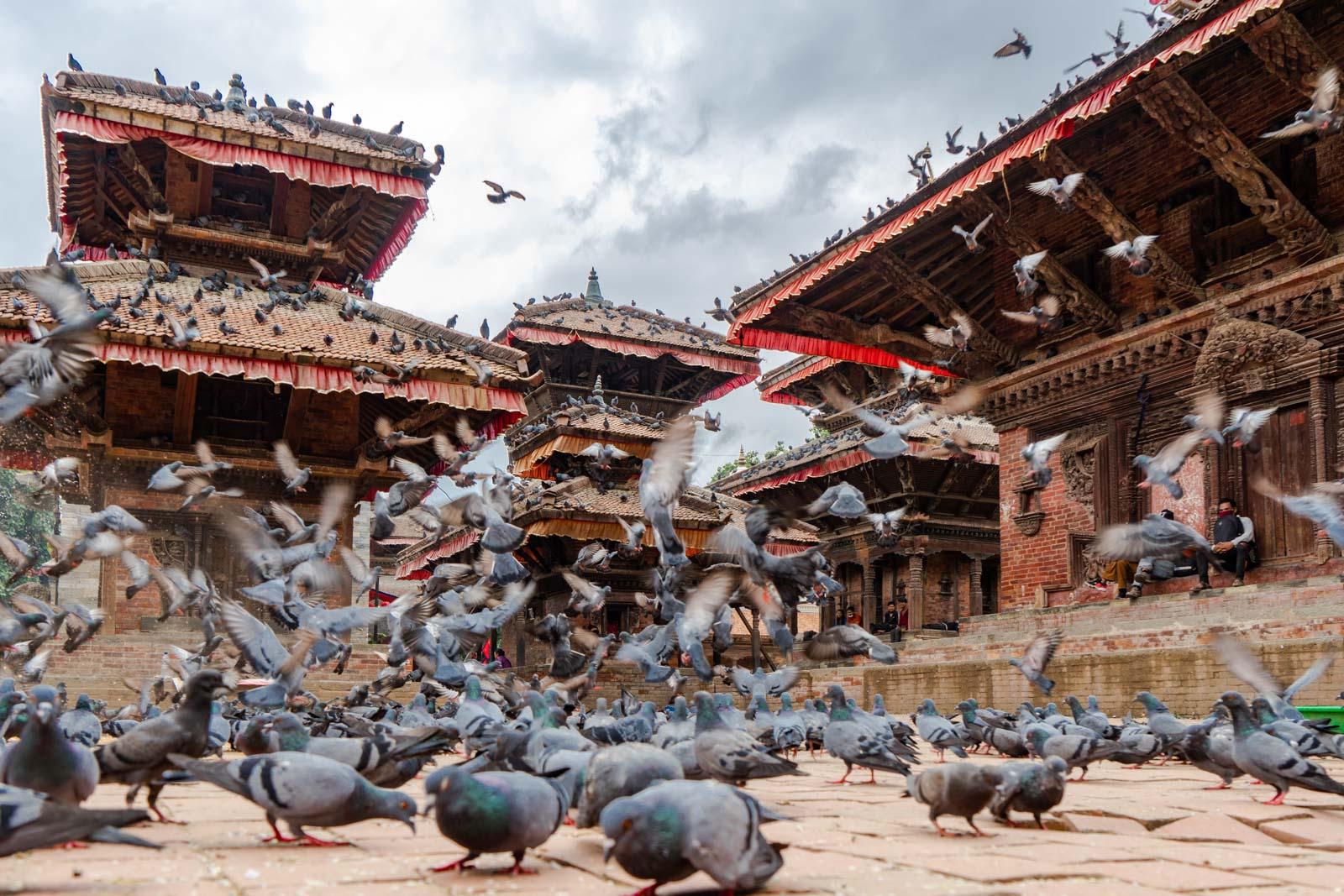 Hanuman Dhoka Durbar Square, Kathmandu, Nepal
