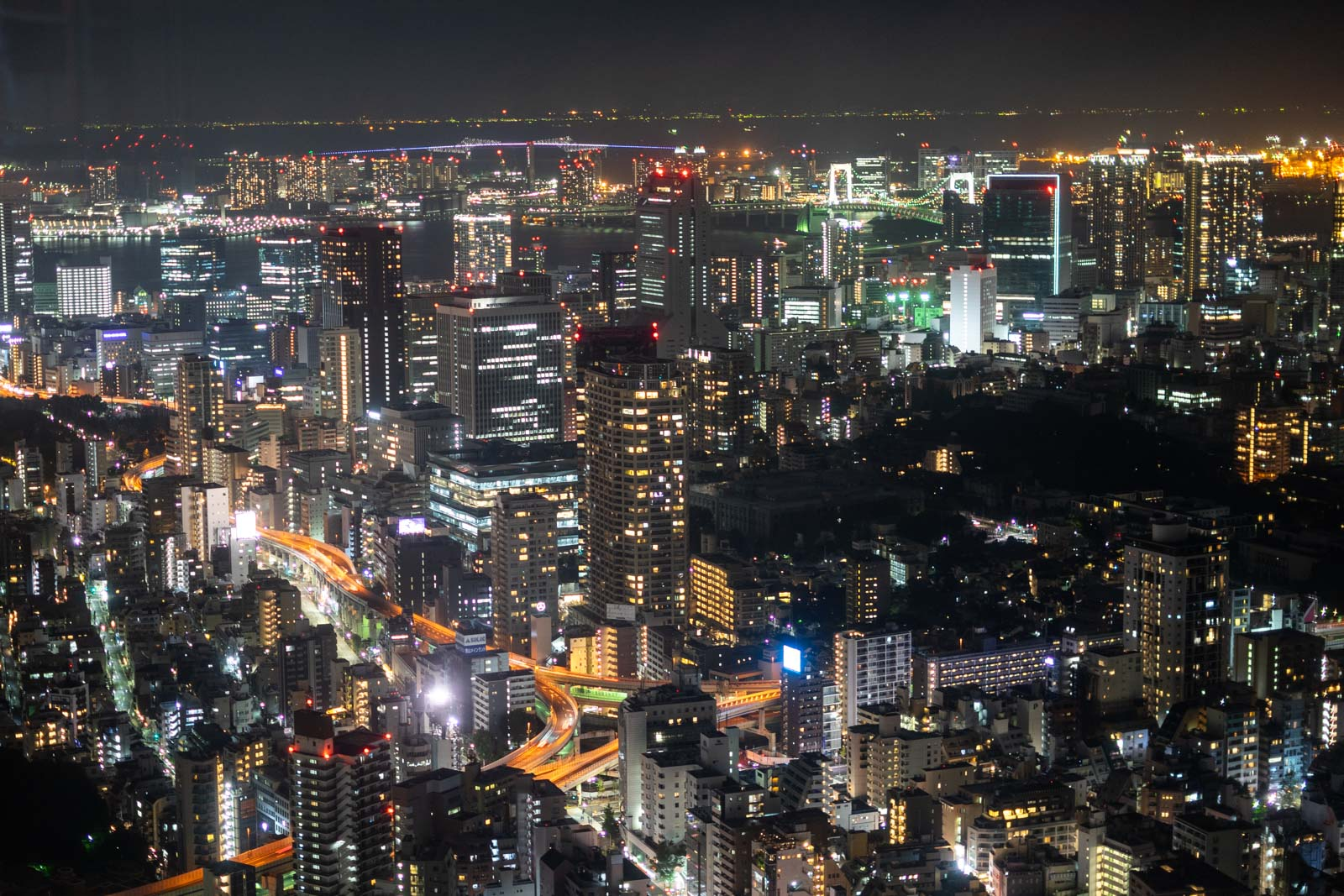 Things to do in Tokyo at night, Japan