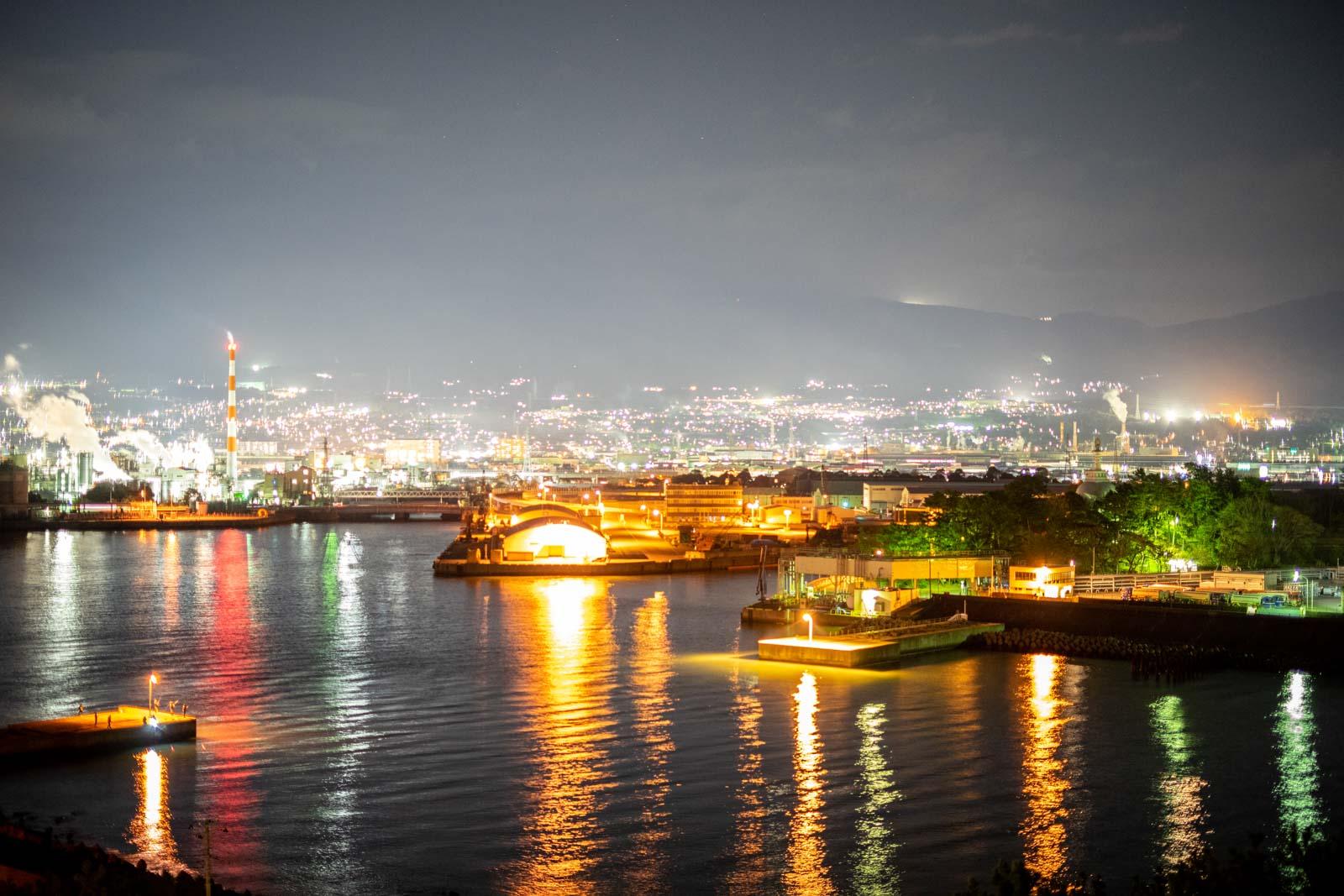 Mt Fuji Factory viewpoint