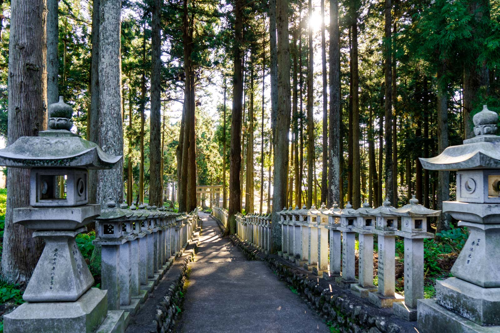 Yamamiya Sengen-jinja Shrine, Fujinomiya, Japan