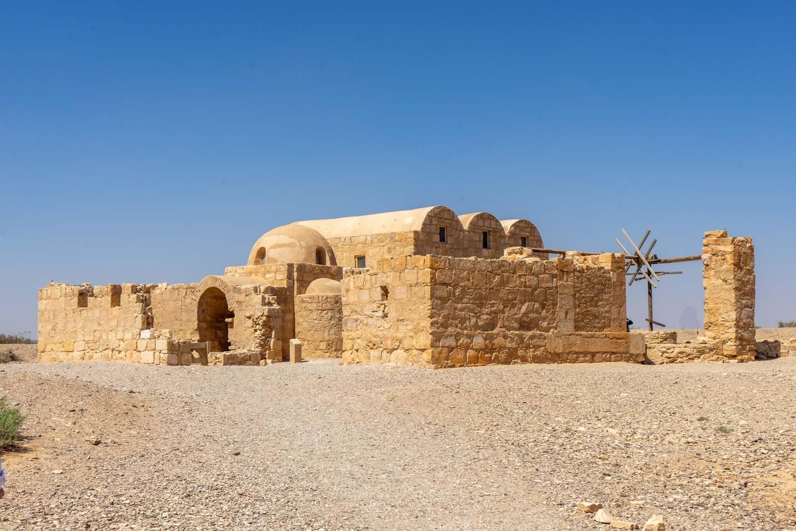 Jordan's best desert castles