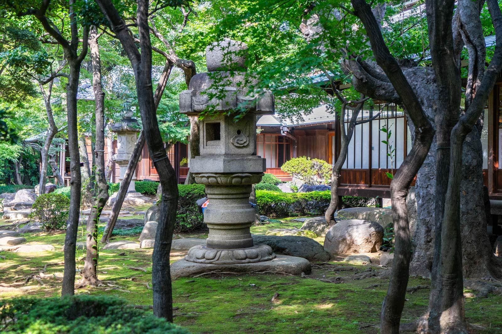 Kyu Asakura House, Tokyo, Japan