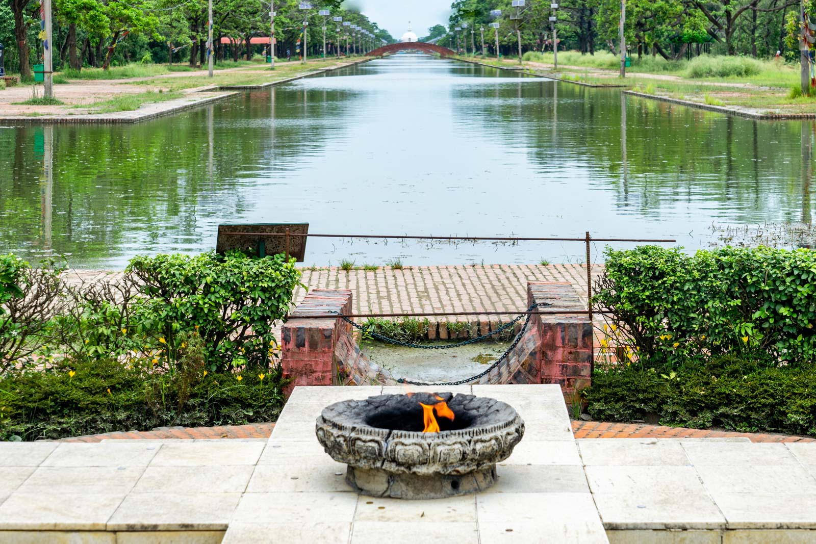 Places to visit in Lumbini, Nepal