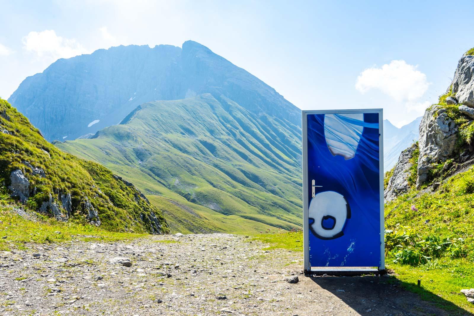 The Door Project, Lech. Austria