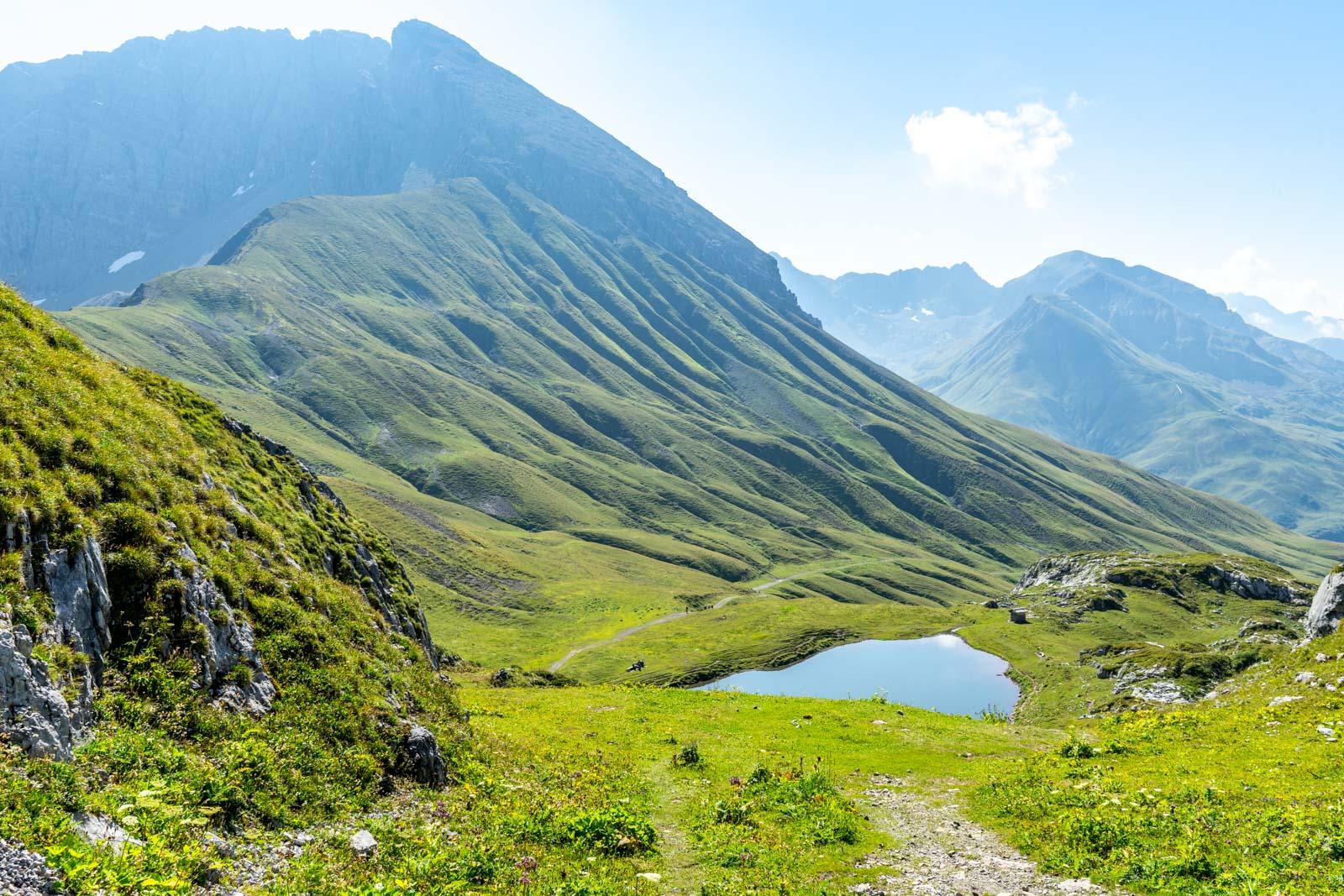 The Green Ring, Lech, Austria