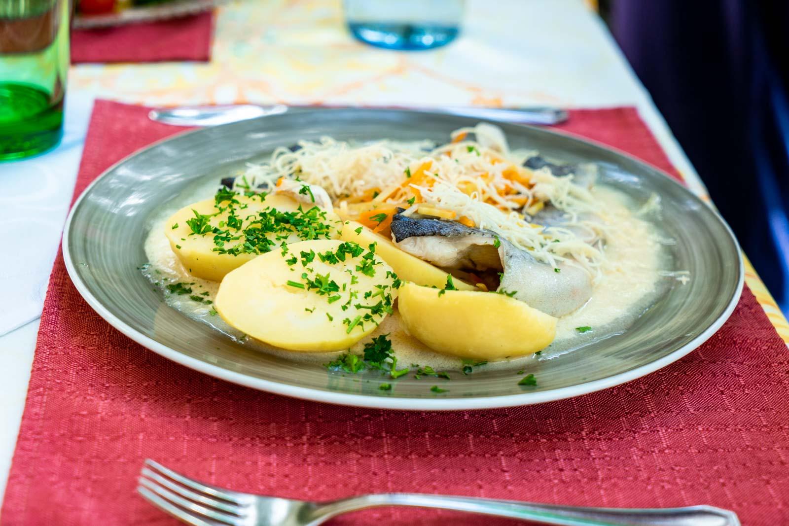 Zit Lo restaurant, Lech, Austria