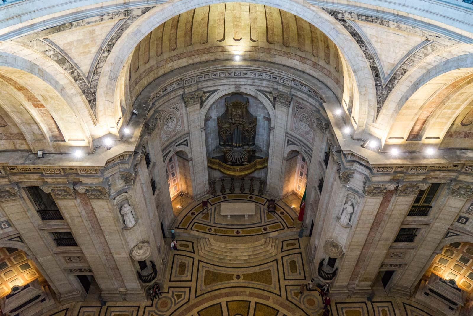 National Pantheon, Lisbon, Portugal