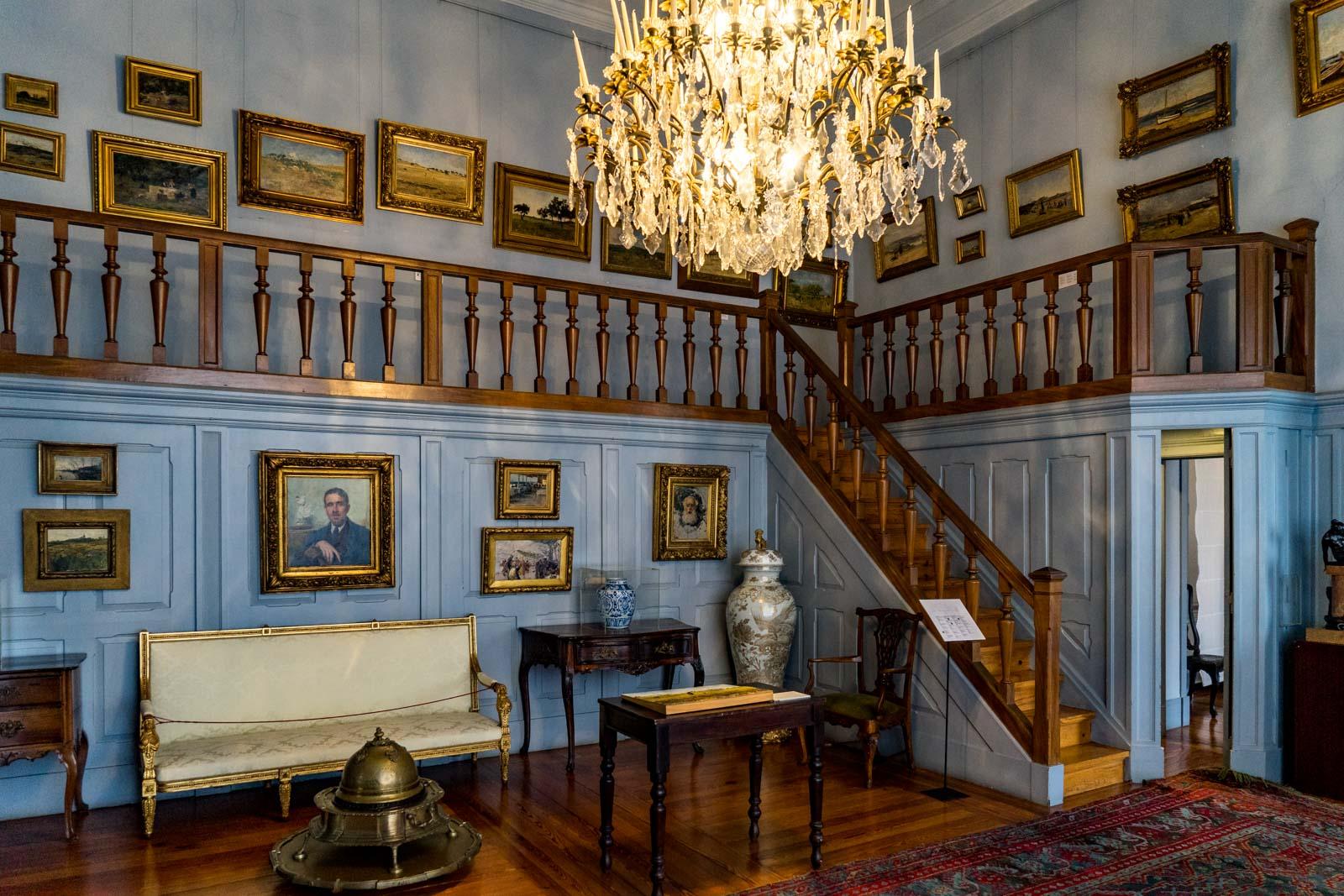 Casa-Museu Dr. Anastácio Gonçalves, Lisbon, Portugal