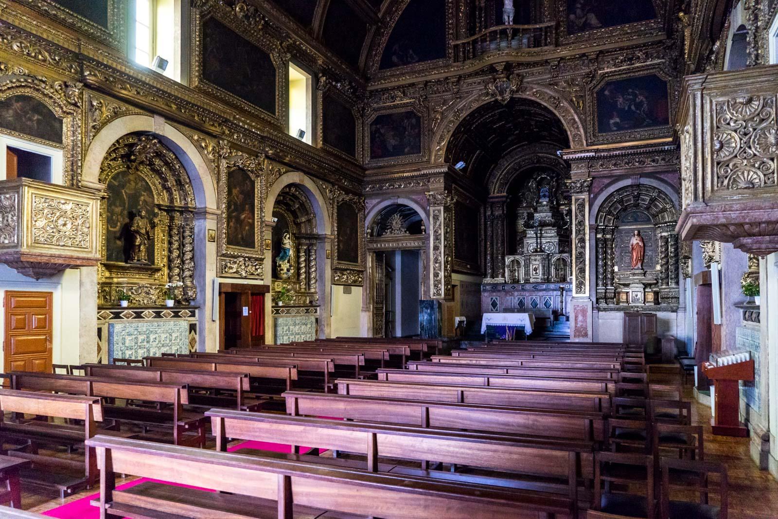 Igreja Dos Anjos, Lisbon
