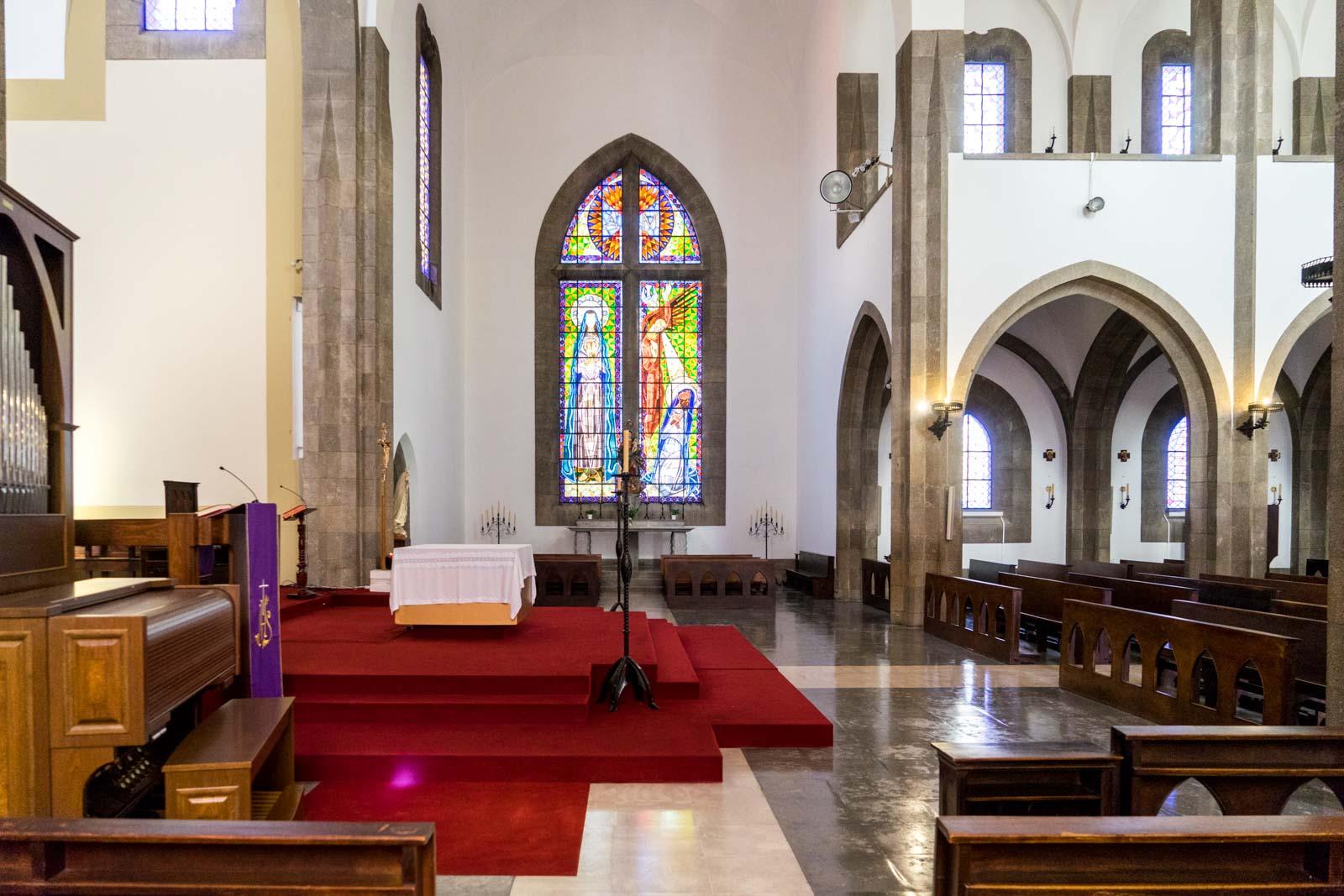 Igreja de Santo Condestável, Lisbon