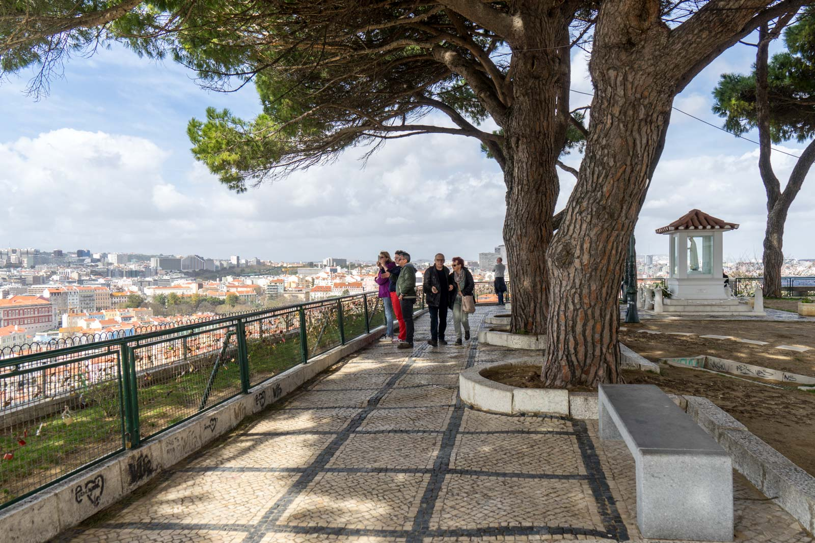 Graca Viewpoint, Lisbon