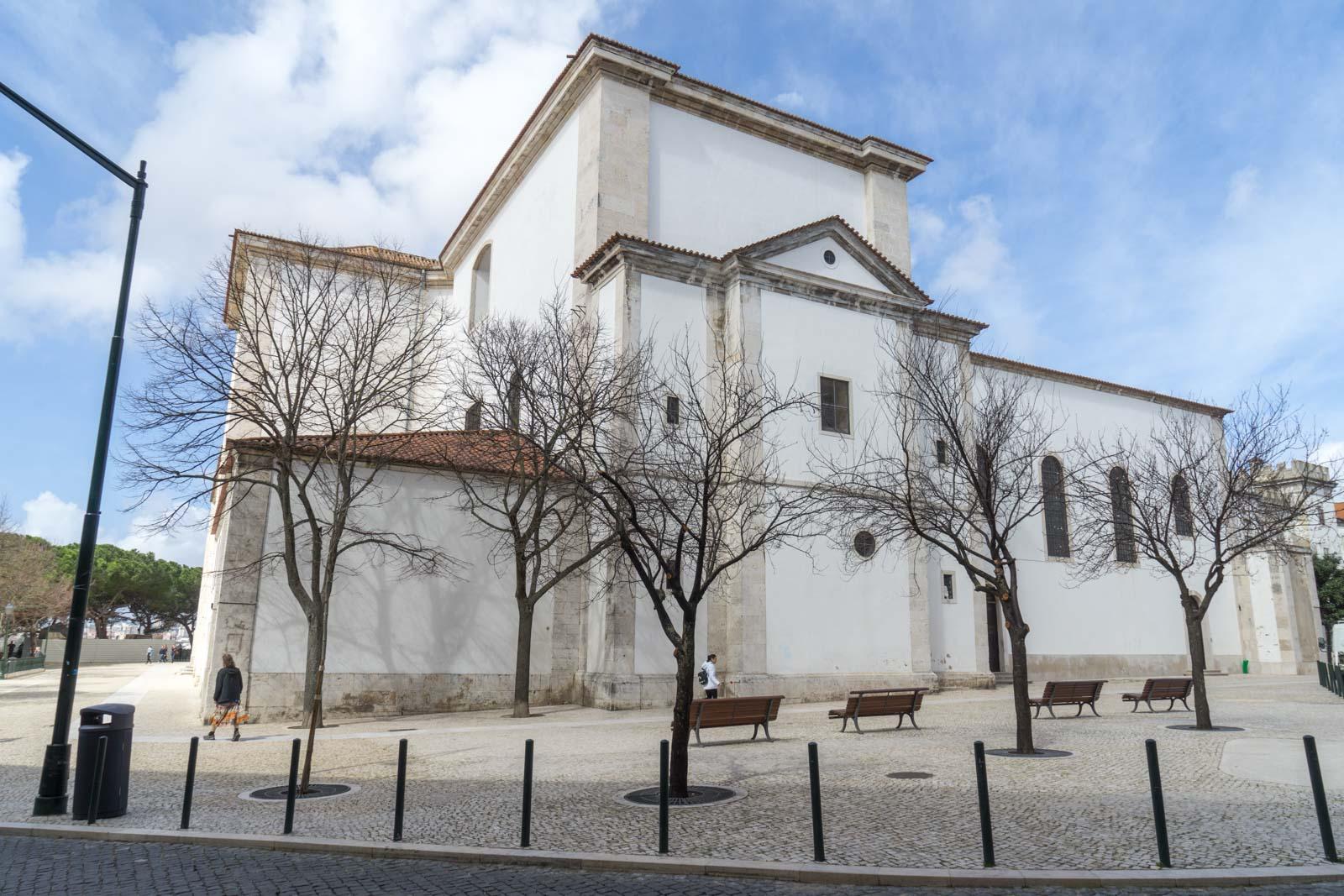 Graca Monastery, Lisbon