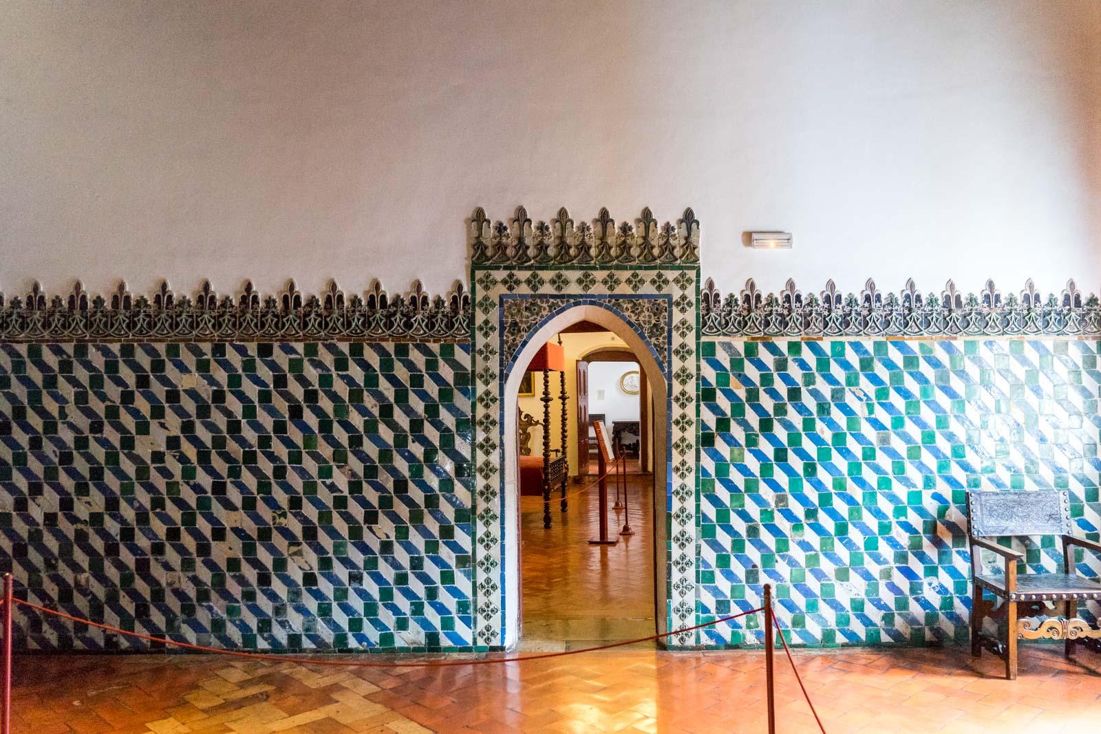 Azulejos, Portuguese tiles in Lisbon